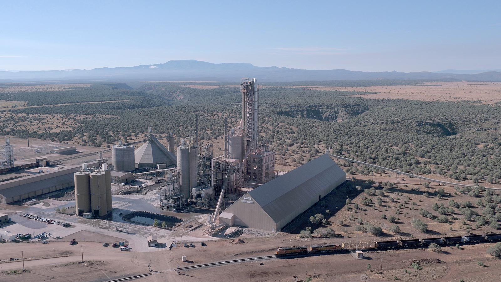 Drake Cement, <br>Paulden AZ